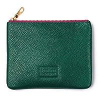 Leather & Paper LP1617 Bozuk Para Cüzdanı, Yeşil