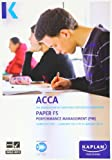 F5 Performance Management PM - Complete Text (Acca Complete Texts)