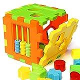 Bébé Enfants correspondants tri Building Blocks Box Toy Intelligence