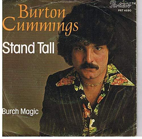Stand Tall / Burch Magic [Vinyl Single 7''] Burton Magic