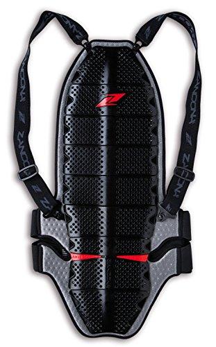 Zandon-Paraschiena-Shark-EVC-x9-Altezza-188197-cm-Giro-Vita-86-93-cm-Nero-M