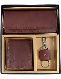 Holboro Combo Of Women's Wallet, Men's Wallet & Key Chain