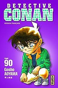 Détective Conan, tome 90 par Gôshô Aoyama