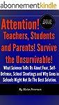 Attention! Teachers, Students and Par...