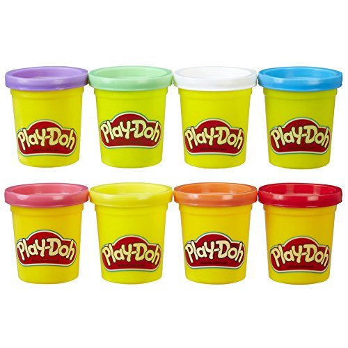 Play-Doh Rainbow Starter Pack 453,6 Gram