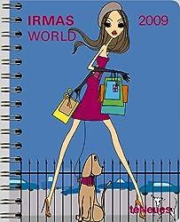 Irmas World 2009. Buchkalender