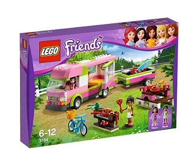 LEGO Friends 3184 - Caravana de Aventuras por LEGO