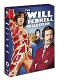 Will Ferrell Collection (6 Dvd) [Edizione: Regno Unito] [Edizione: Regno Unito]