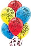 PAW Patrol Latex Balloons (6 per pack)