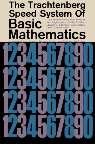 The Trachtenberg Speed System of Basic Mathematics par Jakow Trachtenberg