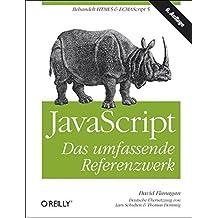 JavaScript - Das umfassende Referenzwerk by David Flanagan (2012-03-01)