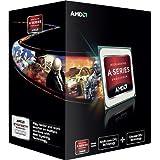 AMD A series A6-5400K - Procesador (AMD A6, 3.6 GHz, FM2, DDR3-SDRAM, Dual, AMD Radeon HD 7540D)
