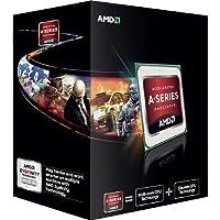 AMD AD540KOKHJBOX AMD A-Series Dual-Core APUs 2 coeurs 3,6 GHz Socket FM2 Version Boite