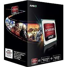 AMD A-Series A6-5400K Dual-core Trinity Prozessor mit AMD Radeon HD 7540D (3,6GHz, 65 Watt)
