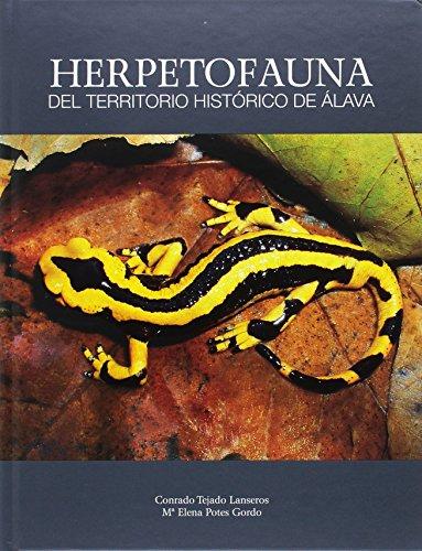 Herpetofauna del Territorio Histórico de Álava