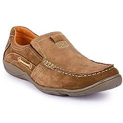 Action shoes Nobility Men Casual shoes NL-2502-LT-BROWN