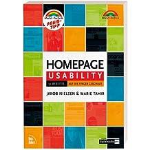 Homepage Usability: 50 enttarnte Websites (Digital Studio Pro)