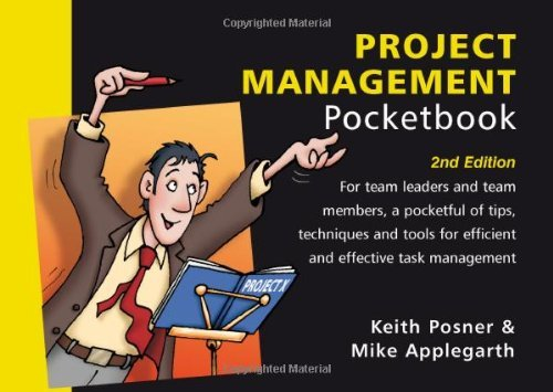 Project Management Pocketbook by Keith Posner (2008-01-01)