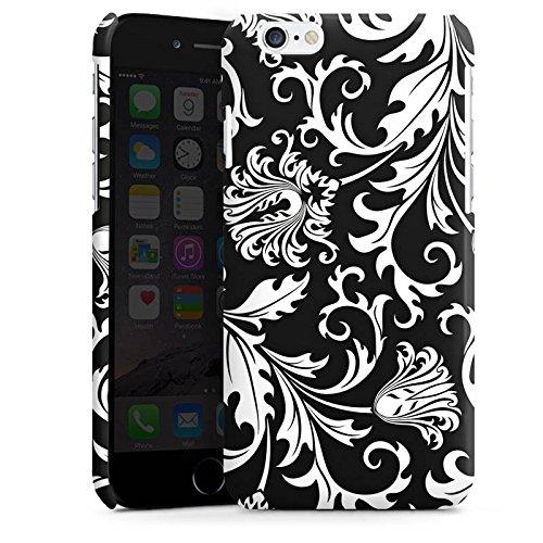 Apple iPhone 5 Housse Étui Silicone Coque Protection Ornements Mandala Motif Cas Premium brillant
