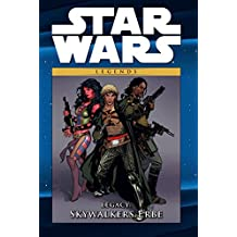 Star Wars Comic-Kollektion: Bd. 36: Legacy: Skywalkers Erbe