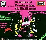 Gruselserie Box 01. 3 CDs: 3 spannende Hörspiele: Dracula und Frankenstein, die Blutfürsten/Nessie, das Ungeheuer von Loch Ness/Das Duell der Vampire