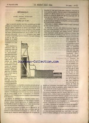 SCIENCE POUR TOUS (LA) [No 38] du 16/09/1876