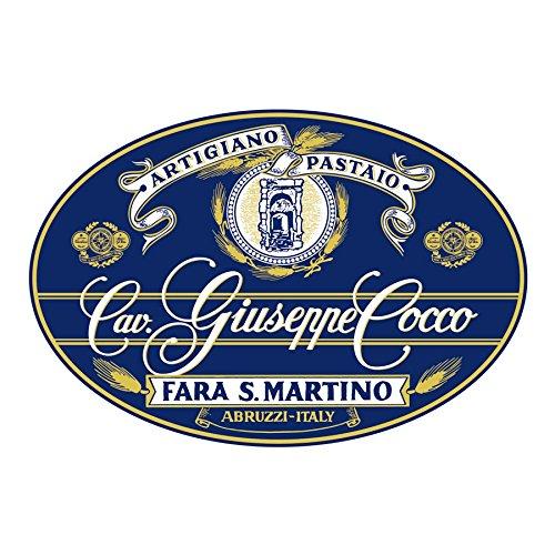 Pasta Cocco - 4 pacchi - formato Tagliatella Antica n.83 500g - Cavalier Giuseppe Cocco Fara San Mar