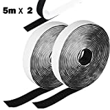 Best VELCRO Double Sided Tapes - Hook and Loop Tape, Etmury Self Adhesive Sticky Review