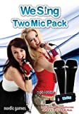 We Sing: Microphone Pack 2 Microphones A...