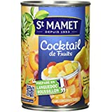 SAINT MAMET Cocktail de Fruits - Lot de 6