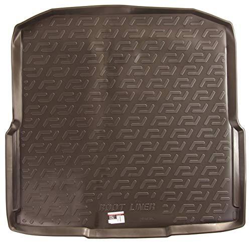 SIXTOL Auto Kofferraumschutz für den Škoda Octavia III Combi - Maßgeschneiderte antirutsch Kofferraumwanne für den sicheren Transport von Einkauf, Gepäck und Haustier
