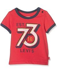Levi's Ss Tee Steeve, T-Shirt Bébé Garçon