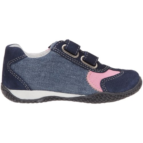 Naturino  3417, Baskets Mode fille Bleu/rose
