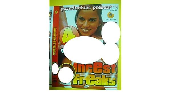 Incest Freaks (Porn Duckies): Amazon.co.uk: DVD & Blu-ray