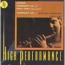 High Performance - Leinsdorf (Mahler) (Aufnahmen 1962 und 1966)