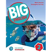 Big English AmE 2nd Edition 2 Workbook with Audio CD Pack