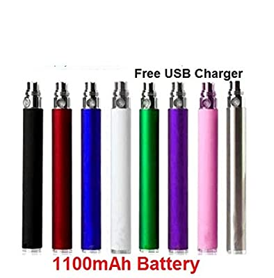 eGo-T Standard Electronic Cigarette Battery 1100mAh from eGo