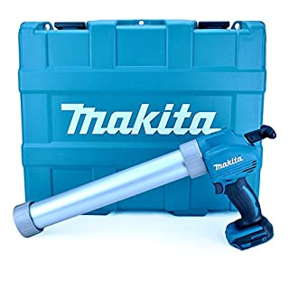 Makita DCG180ZBK 18V Body only Cordless Li-ion Caulking Gun in Carry Case