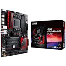 ASUS 970 Pro Gaming/Aura AMD 970 Socket AM3+ ATX - Placa base (DIMM, DDR3-SDRAM, Dual, AMD, Athlon II, Phenom II Dual-Core Mobile, Sempron, Socket AM3+)