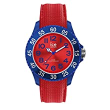 Ice-Watch - ICE cartoon Spider - Red girl's wristwatch with silicon strap - 017732 (Small)
