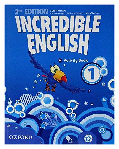 Jzyk angielski Incredible English 1wiczenia Edukacja Wczesnoszkolna / 2 Edycja - Michaela Morgan,Sarah Phillips,Kirstie Grainger,Mary Slattery [KSIKA]
