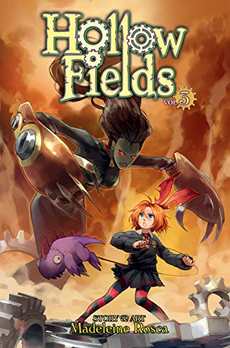 Hollow Fields (color) Vol. 3 (English Edition) Honöl