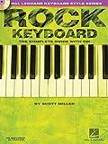 Rock Keyboard Kbd Book/Cd (Hal Leonard Keyboard Style)