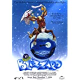 Blizzard Poster (27 x 40 Inches - 69cm x 102cm) (2003) Style B