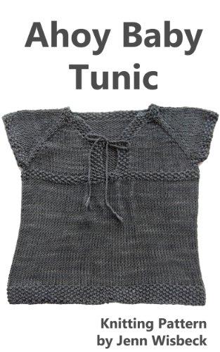 Ahoy Baby Tunic Knitting Pattern (English Edition)
