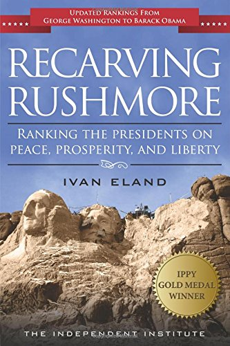 Recarving Rushmore Ranking The Presidents On Peace Prosperity And Liberty