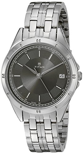 Titan Ladies Neo-I Analog Black Dial Women's Watch-2556SM03 image