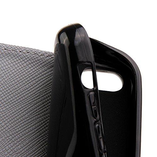 Felfy Iphone 5C Cover, Iphone 5C Custodia, Magnetico Portafoglio PU Pelle Flip Custodia Caso Elegante Borsa Protettiva Stand Case Cover Supporto rigido per Apple iPhone 5C con Free Pellicola Schermo & modello#20