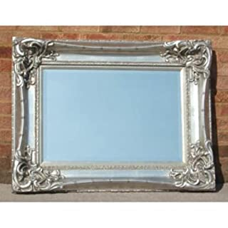 Ayers and Graces Silver Monte Carlo Mirror (3ft 6