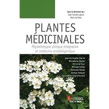 Plantes médicinales : Phytothérapie clinique intégrative et médecine endobiogénique